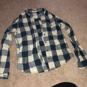 Abercrombie Flannel!